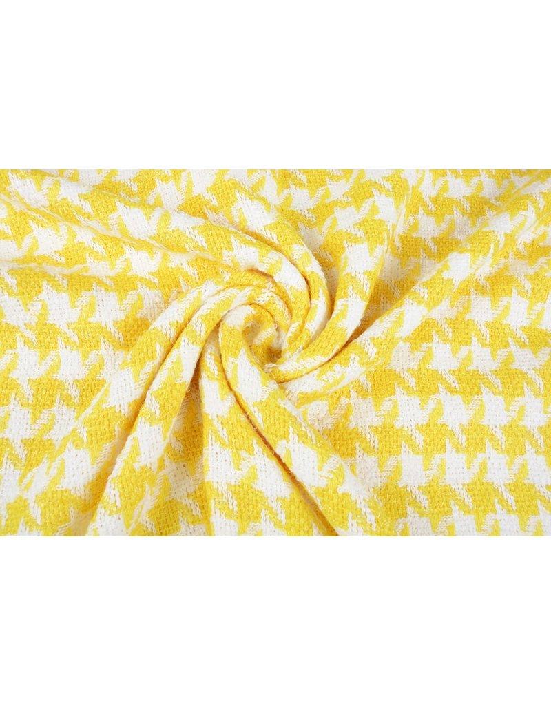 Summer Bouclé Stella Yellow