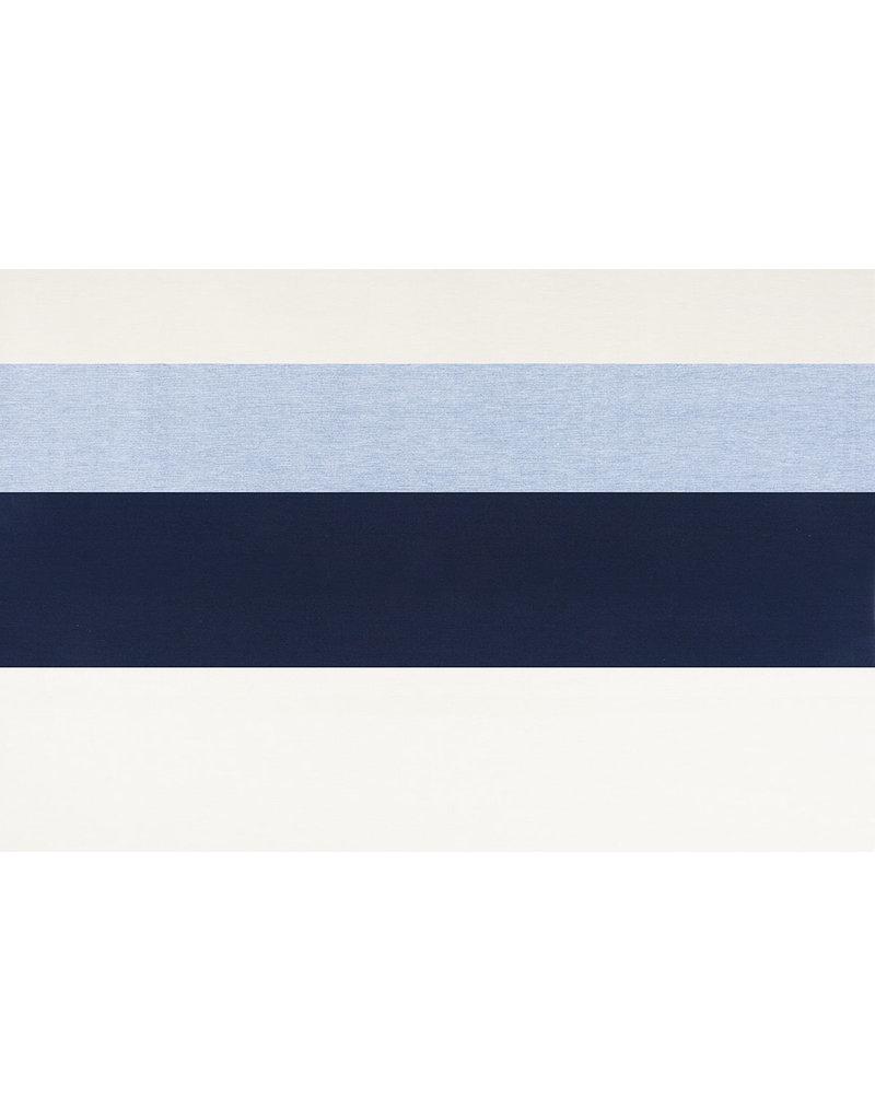 Punta Di Roma Striped Blue Navy