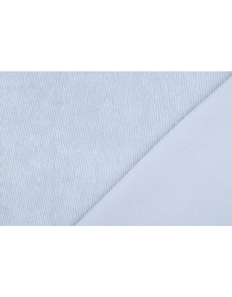 Rib Fabric 16 W Corduroy Baby Blue