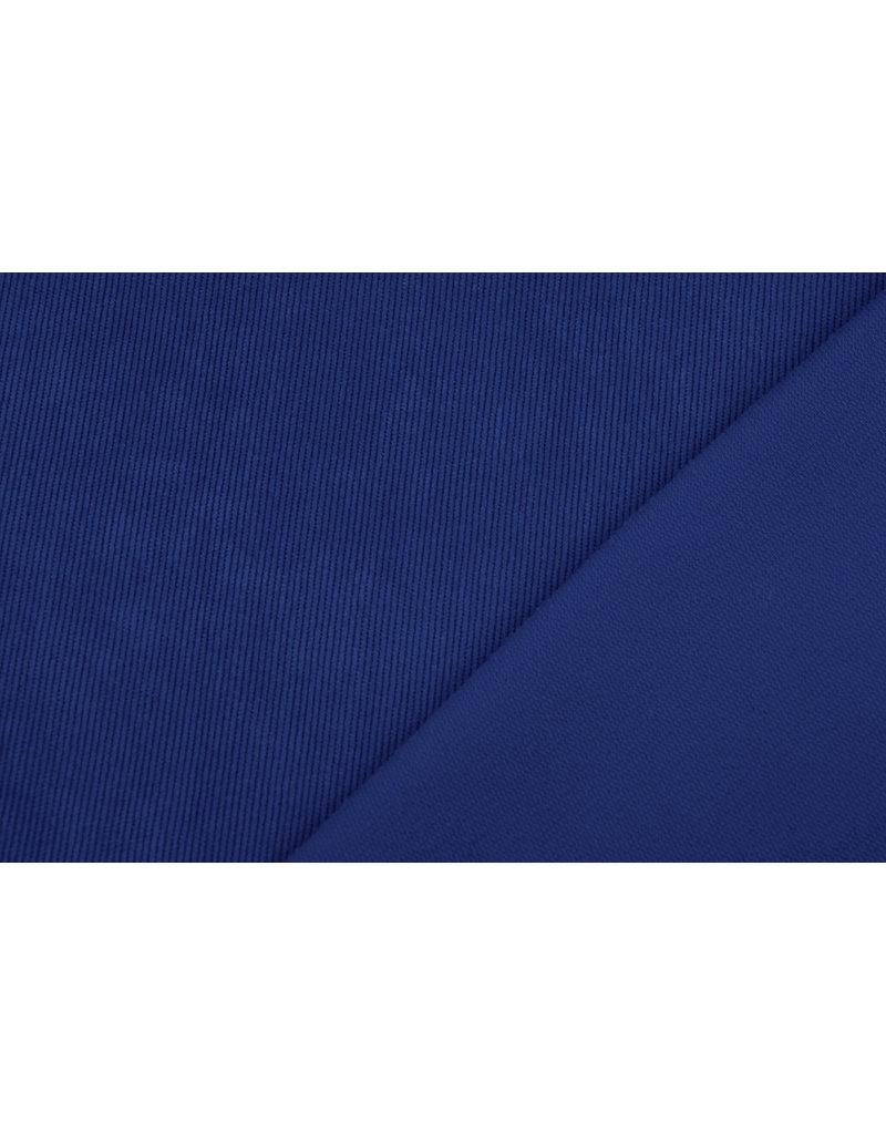 Cordstoff 16 W Kobaltblau