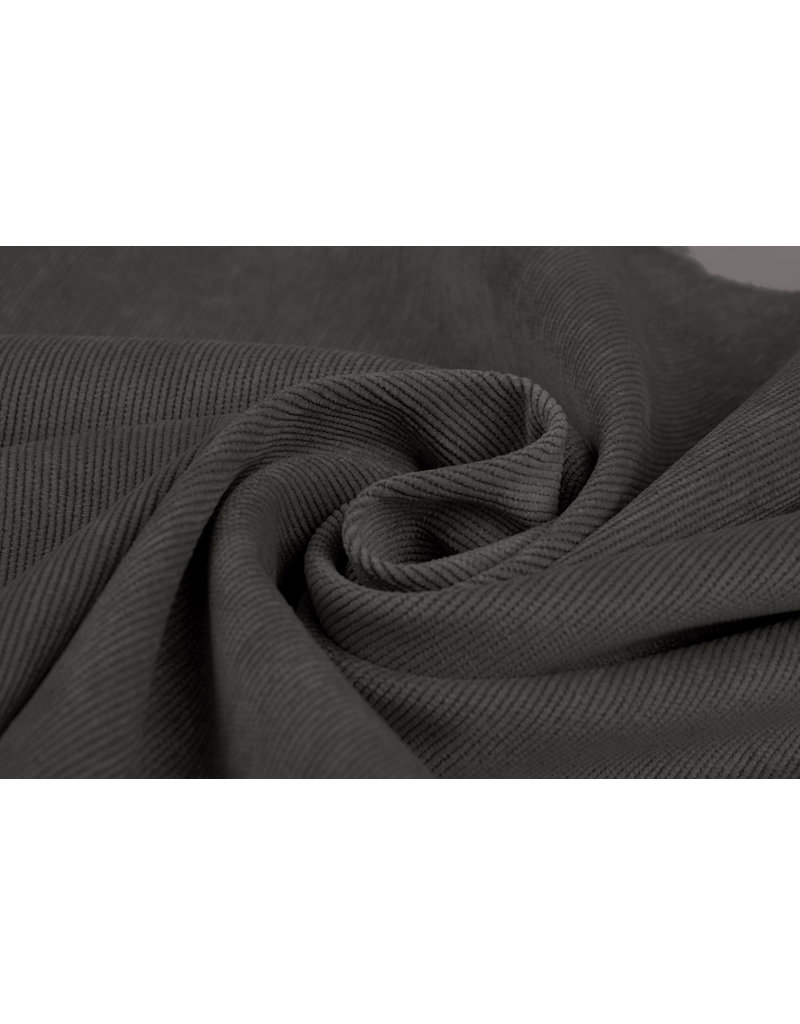 16 W Corduroy Dark Grey