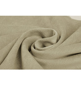 Rib fabric Corduroy Light Gold
