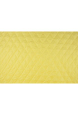 Quilted Lining Yellow