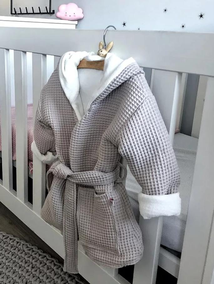 Lekker zachte badjas | Ell Mini