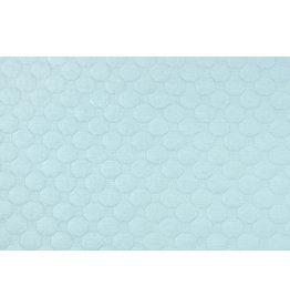 Dots Jersey Hellblau