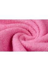 Gebreide Wollen stof Lanoso Roze