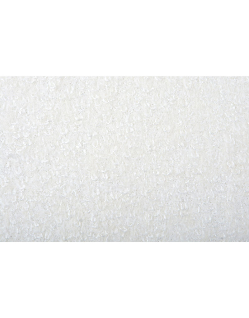 Gebreide Wollen stof Lanoso Creme