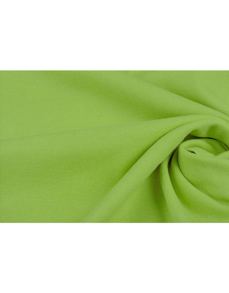 Bündchenstoff Limettengrün