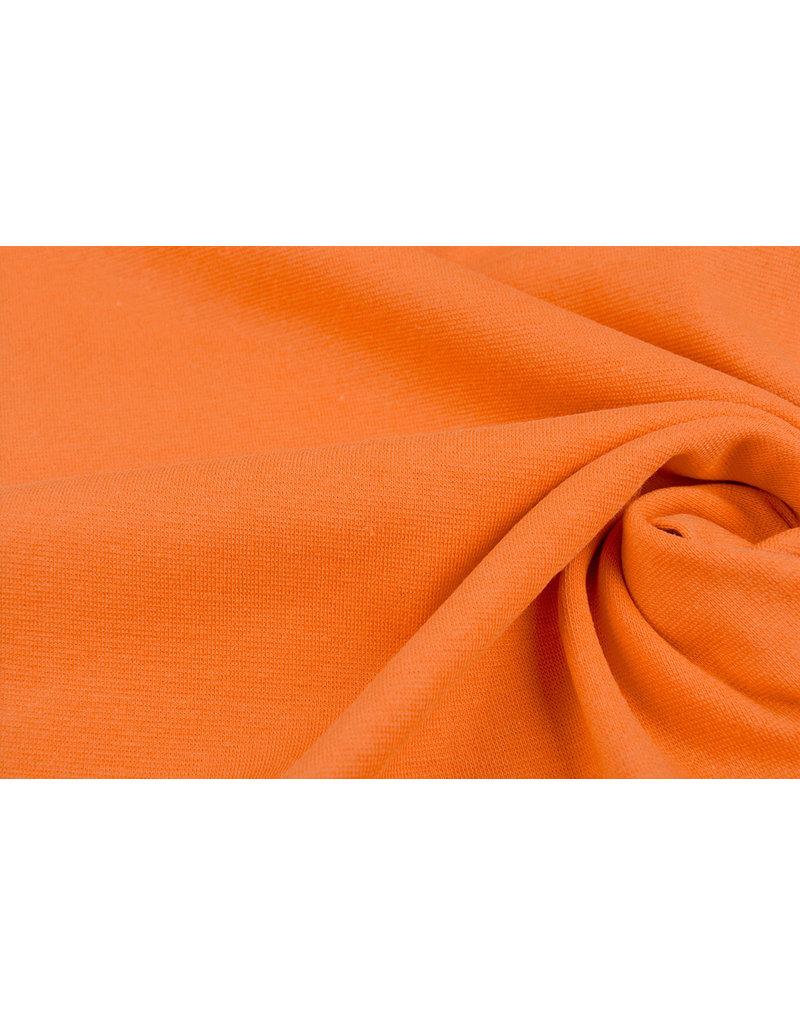 Bündchenstoff Orange