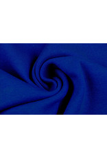 Bündchenstoff Kobaltblau
