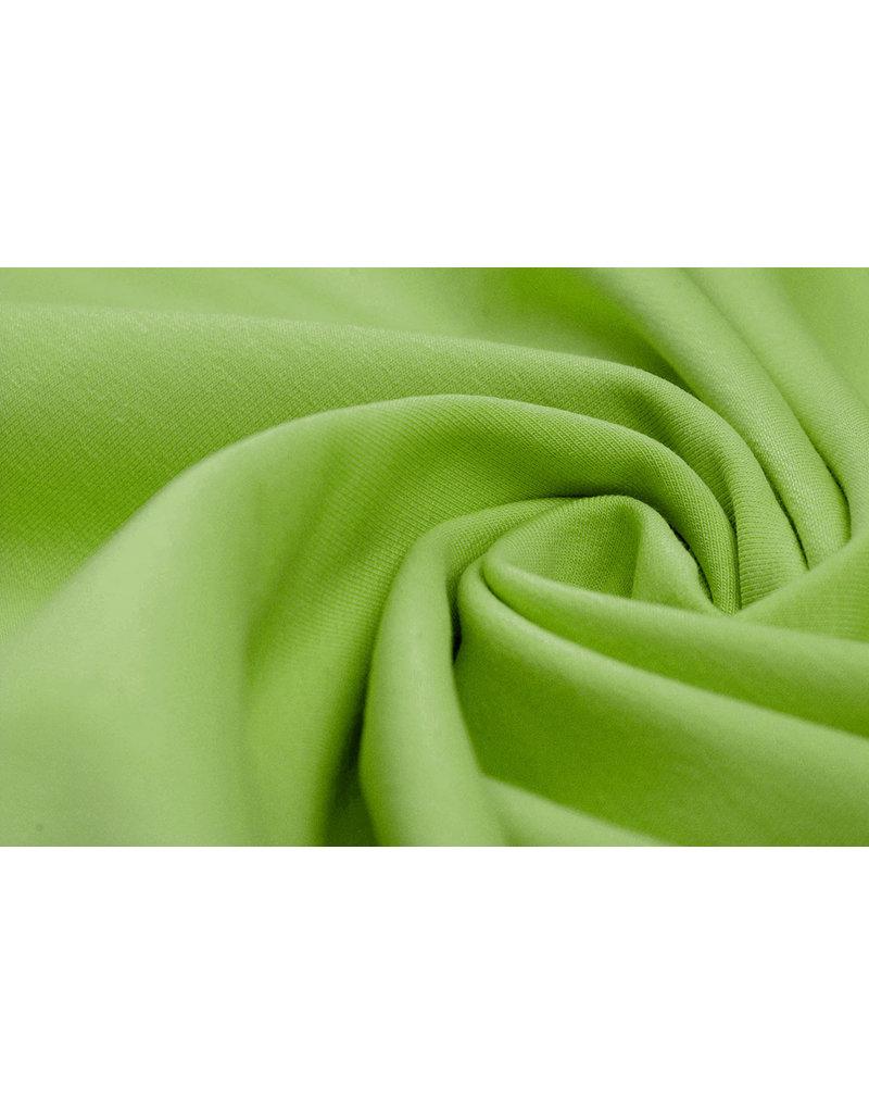 Oeko-Tex®  French Terry Limettengrün