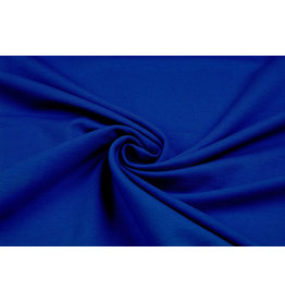 Oeko-Tex®  French Terry Konings blauw