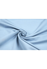 Oeko-Tex®  French Terry Baby blauw
