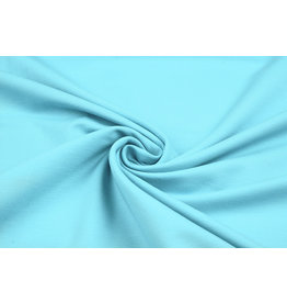 Oeko-Tex®  French Terry Licht Aqua