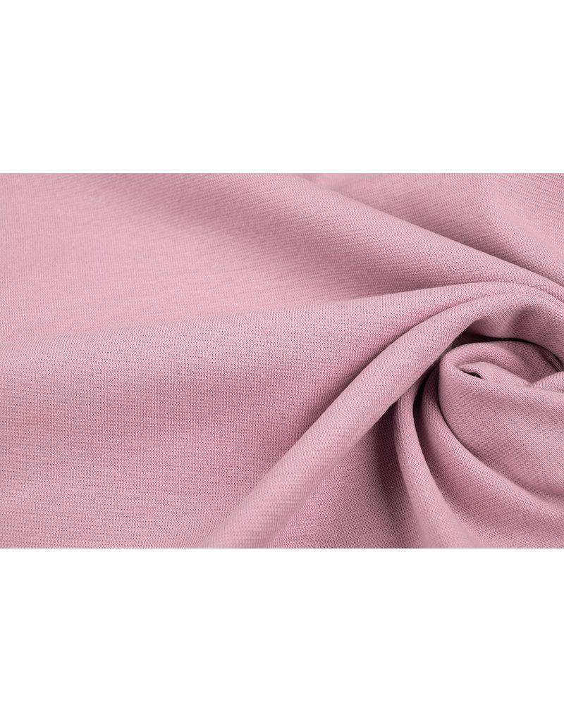 Boordstof Poeder roze