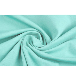 Oeko-Tex®  Cotton Jersey Mint Green