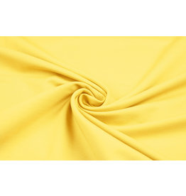 Oeko-Tex®  French Terry Canary Yellow