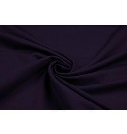 Oeko-Tex®  French Terry Dark Purple