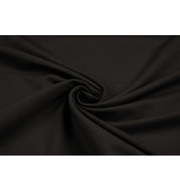 Oeko-Tex®  French Terry Dark brown