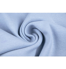 Cuff fabric Licht blauw