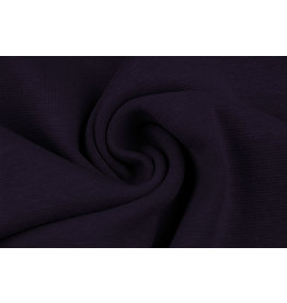 Cuff fabric Dark purple