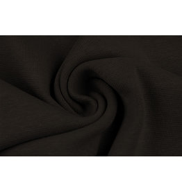 Cuff fabric Dark brown