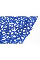 Spitze Exklusiva Königsblau