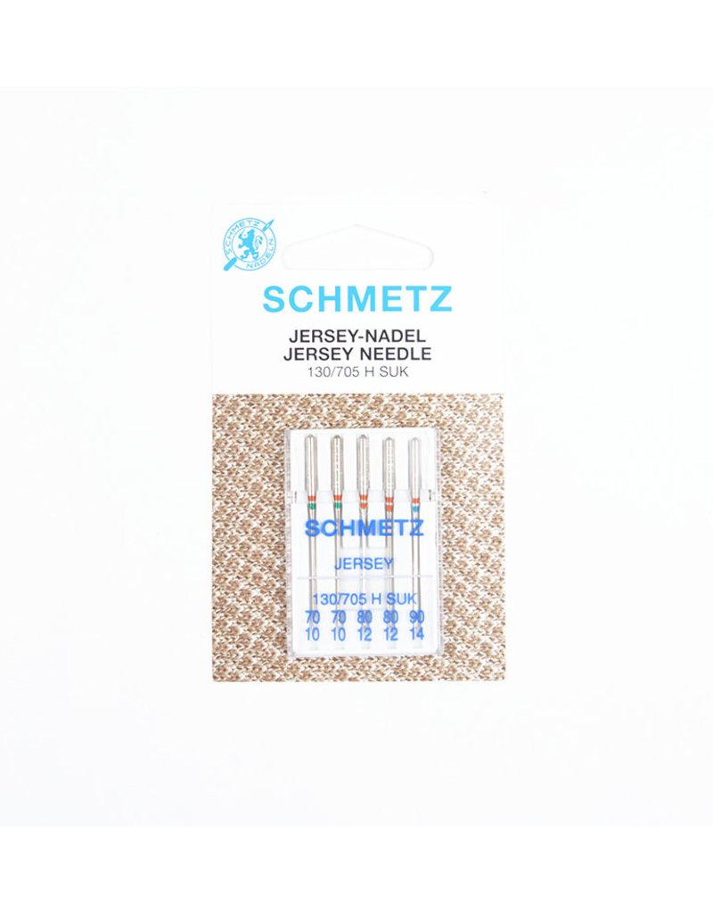 Schmetz Jersey Needles 130/705H