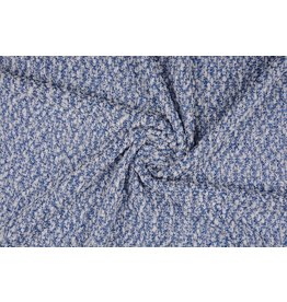 Snow knit Blue