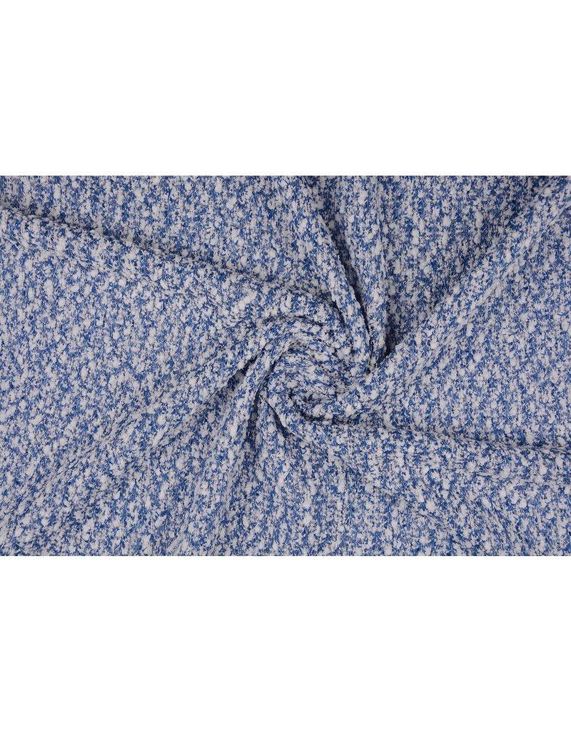 Snow knit Blauw