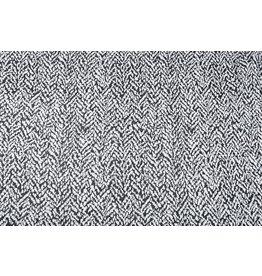 Jacquard knitted Melardi Black White