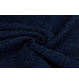 Lace Wool Filetto Navy
