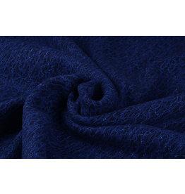 Lace Wool Filetto Kobalt Blue