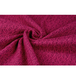 Lace Wolle Filetto Fuchsia