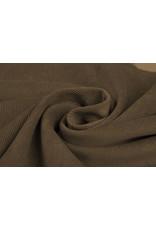 Rib Fabric 16 W Corduroy Brown