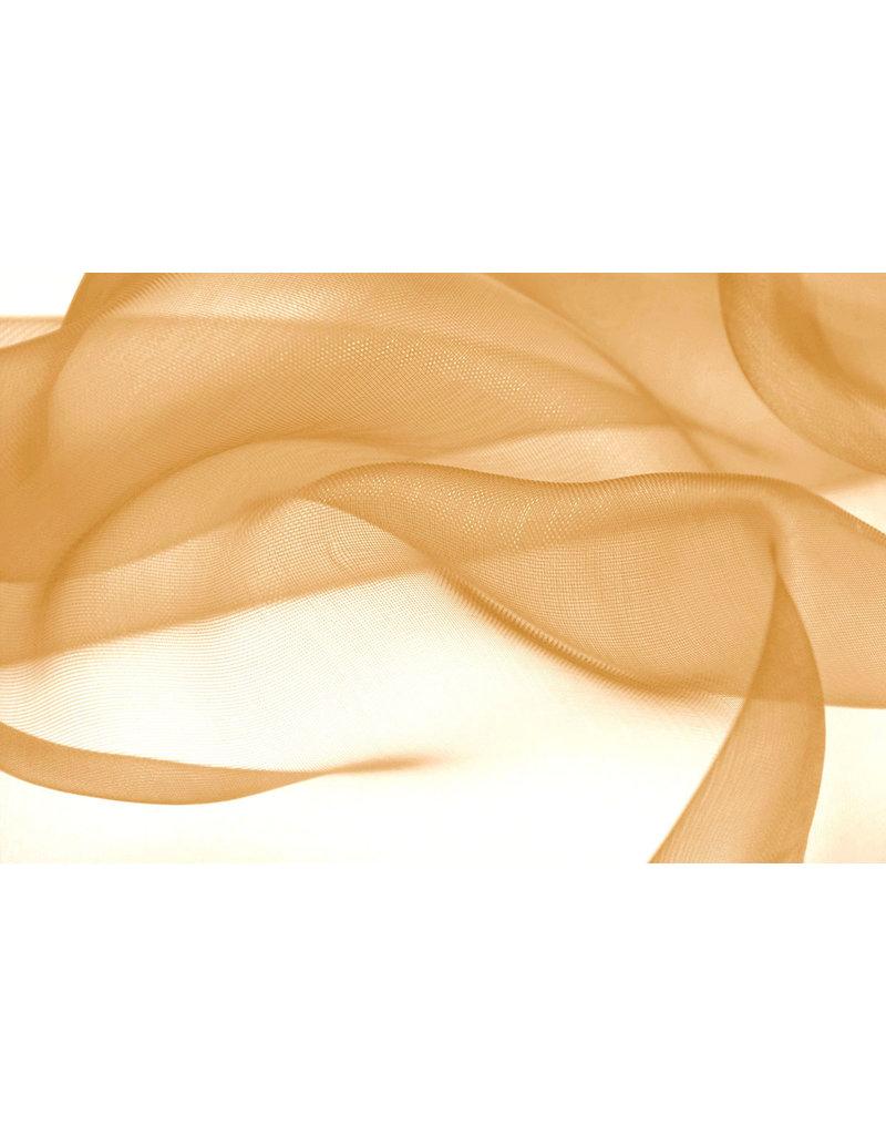 Organza Donker goud