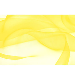 Organza Citron Yellow