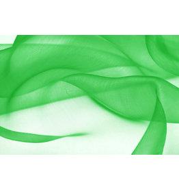 Organza Grass Green