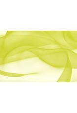 Organza Dunkel-Limettengrün