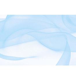 Organza Baby blue