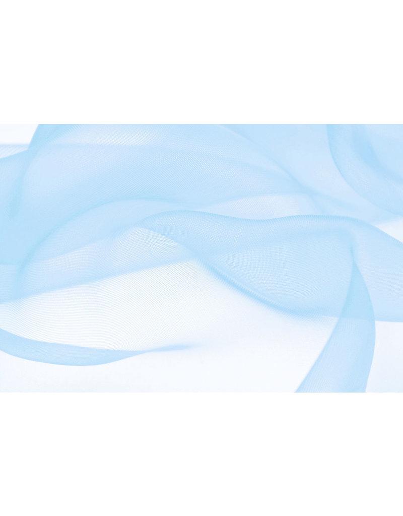 Organza Baby blauw