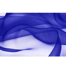 Organza Kobaltblau