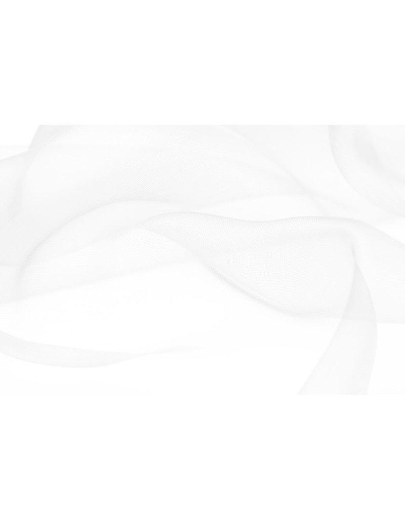 Organza Weiß