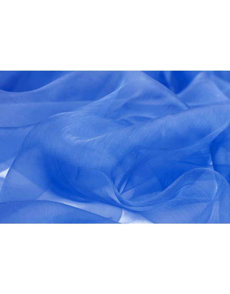 Organza Konings Blauw