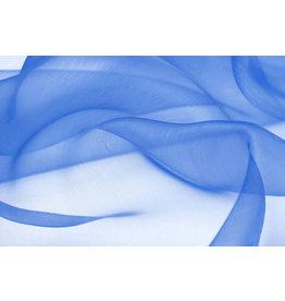 Organza Koningsblauw