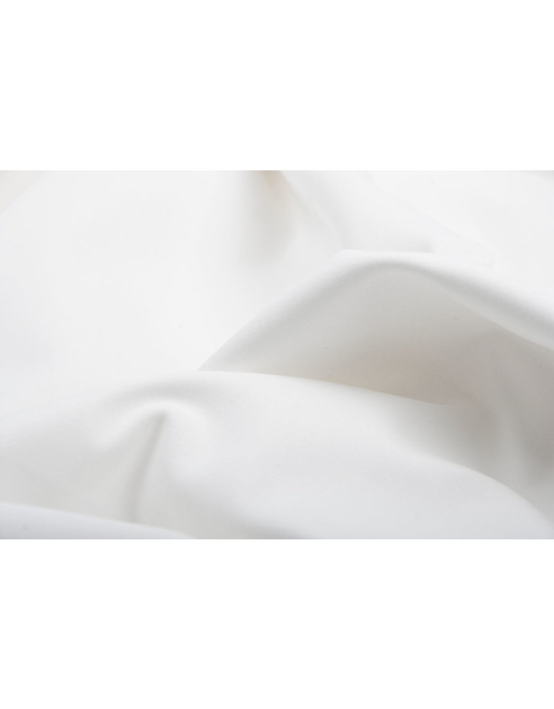 Cotton Unbleached Satin binding Off White