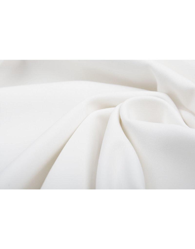 Baumwolle Ungebleicht Satinbindung Off White
