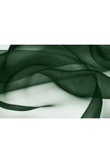 Organza Donker Groen