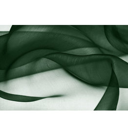 Organza Dark Green