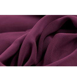 Hi Multi Chiffon Dark Bordeaux